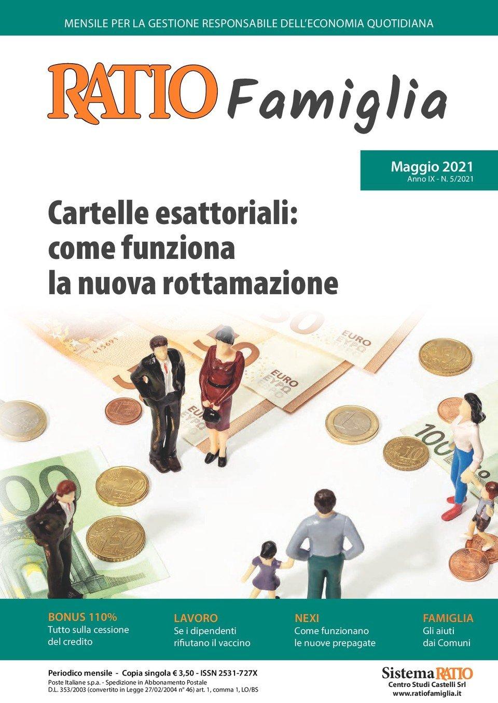RATIO Famiglia 5/2021